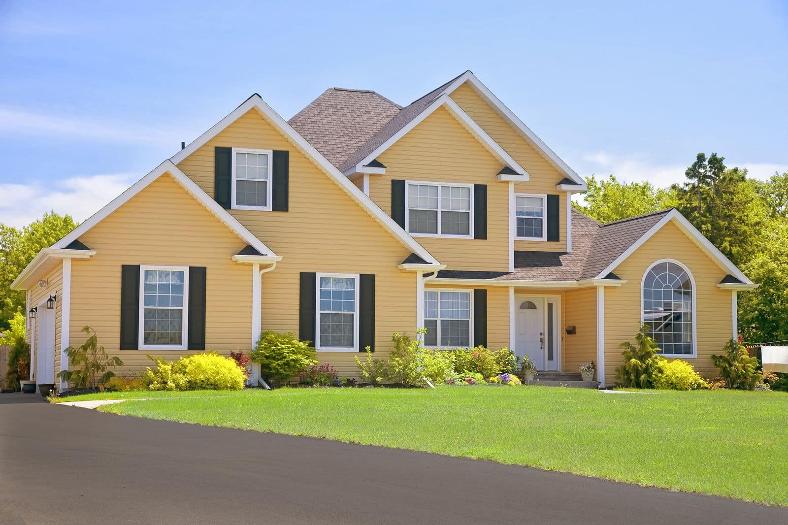 You should be looking at vinyl siding when doing home for Best siding for homes